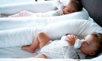 Tips for Great Baby Sleep while Travelling