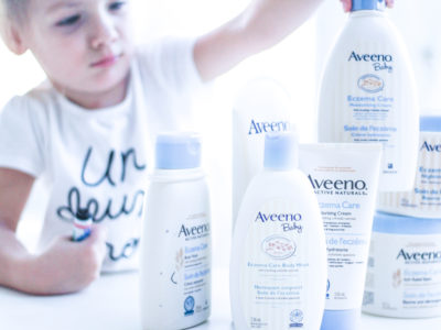 How to Take Care of Dry Baby Skin – With Aveeno Canada
