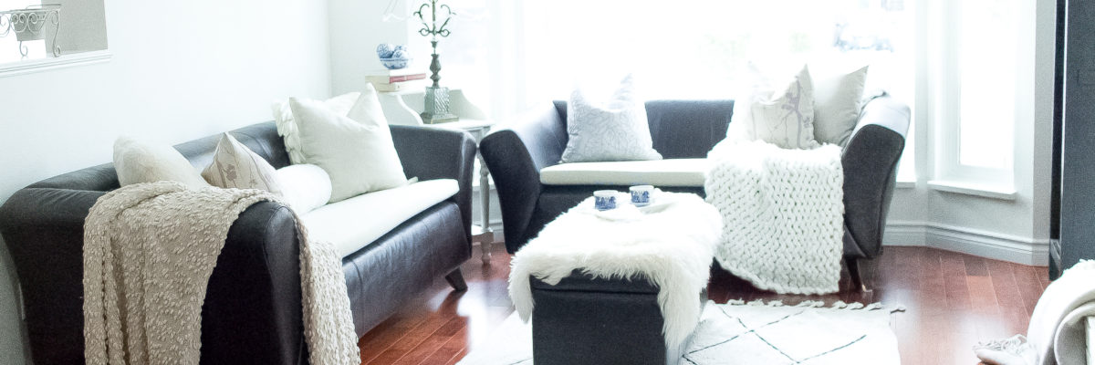 How to Bring your Leather Sofas Back to Life
